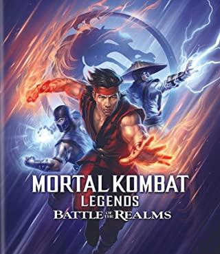 Mortal Kombat Legends Battle of the Realms (2021)