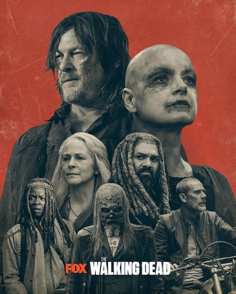 The Walking Dead Season 10 (2020) ล่าสยองทัพผีดิบ EP1-22 [พากษ์ไทย]