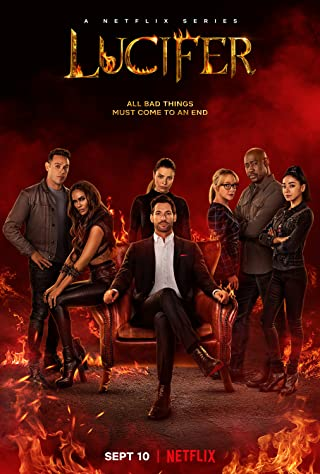 Lucifer Season 6 (2021) ลูซิเฟอร์ ยมทูตล้างนรก