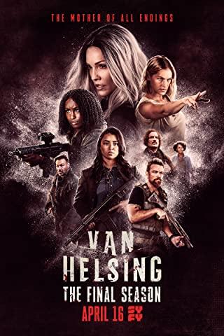Van Helsing Season 5 (2021) นักล่าแวมไพร์