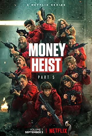 Money Heist Season 5 (2021) ทรชนคนปล้นโลก