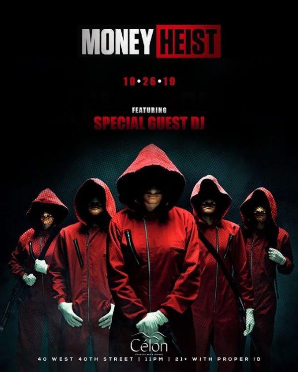 Money Heist (2021) ทรชนคนปล้นโลก จากโตเกียวสู่เบอร์ลิน