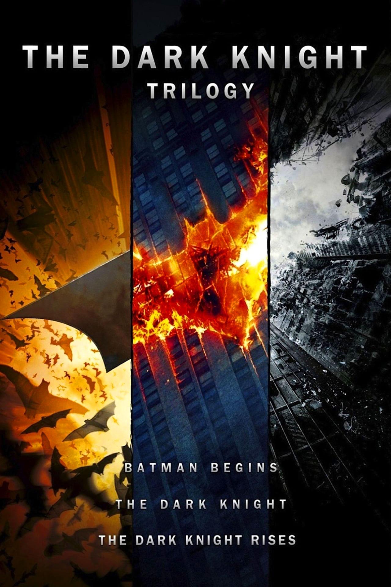 The Dark Knight ดาร์คไนท์ ภาค 1-3