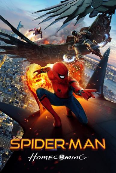 Spider-Man : Homecoming (2017) สไปเดอร์แมน: โฮมคัมมิ่ง