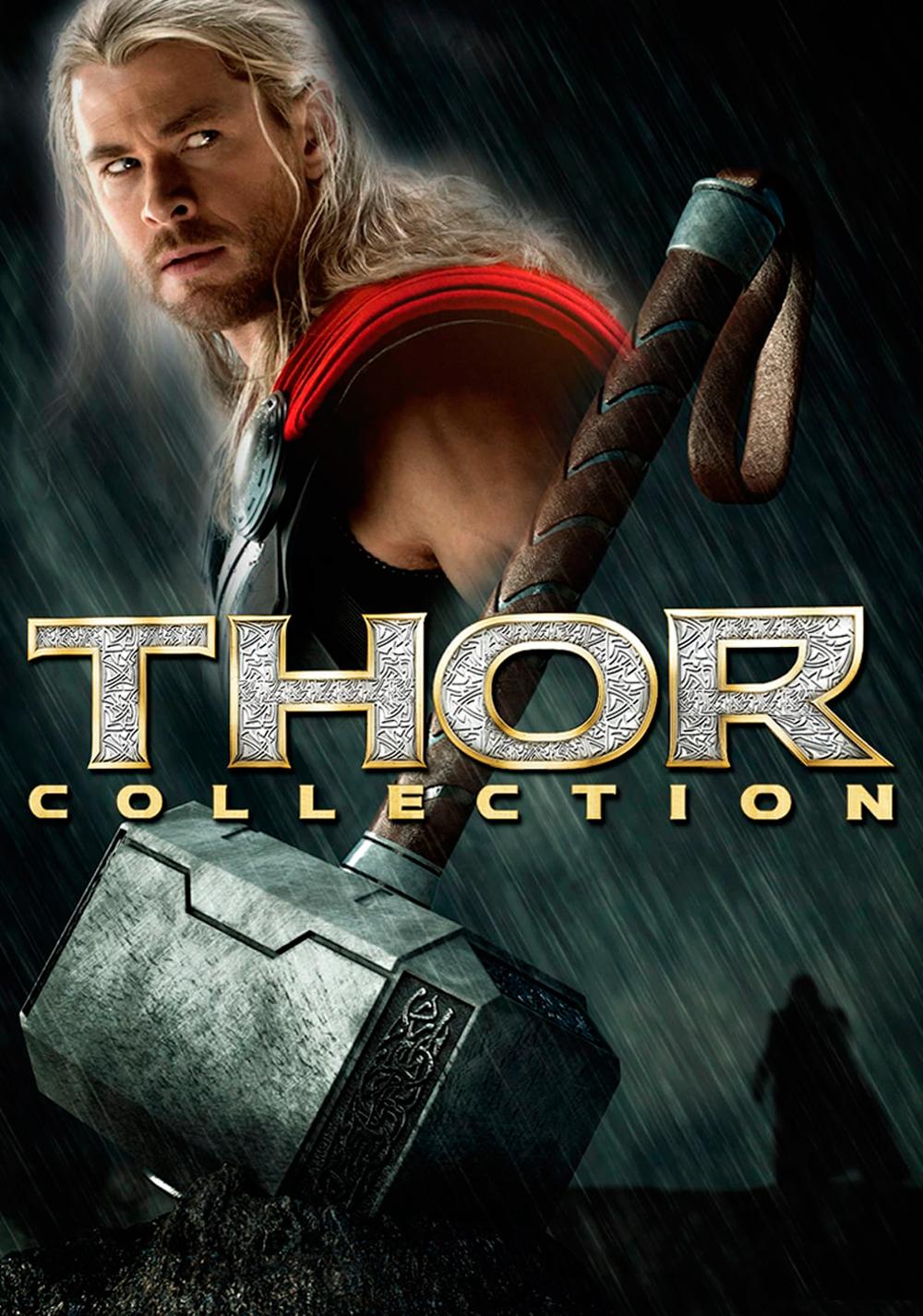 Thor ธอร์ เทพเจ้าสายฟ้า  ภาค1-3