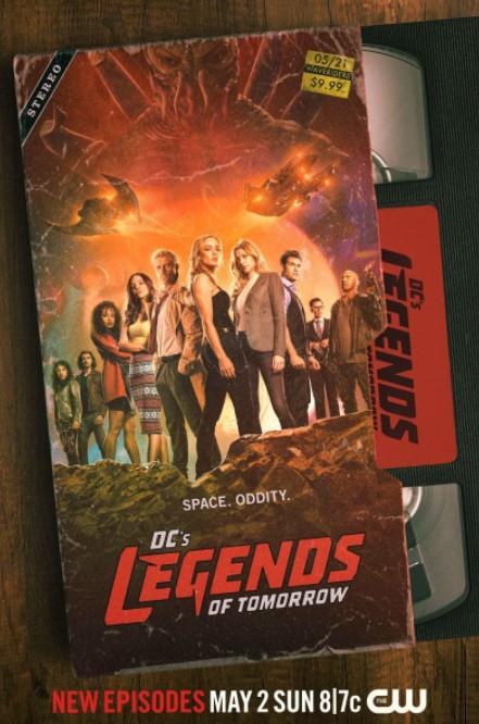 DC'S Legends of Tomorrow Season 6 (2021) รวมพลคนเหนือมนุษย์