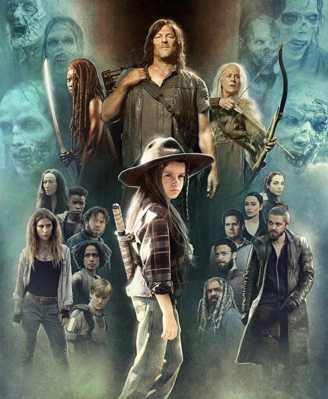 The Walking Dead Season 10 (2020) ล่าสยองทัพผีดิบ