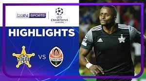 ยูฟ่า แชมเปียนส์ ลีก ไฮไลต์ : เชอริฟฟ์ ติราสปอล 2-0 ชัคตาร์ โดเน็ตส์ค
